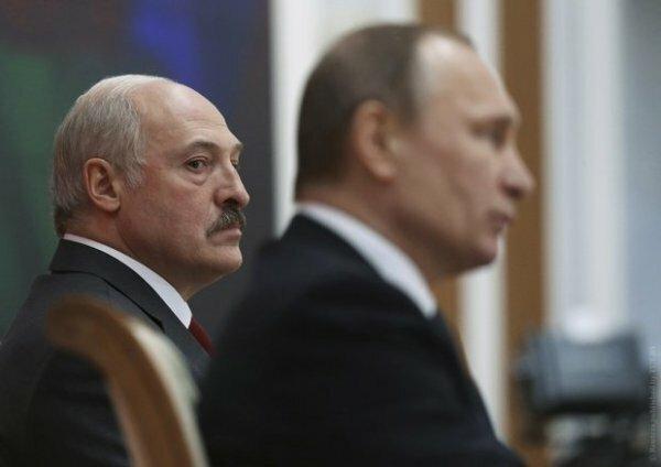 Кремль: контактов между Путиным и Лукашенко в ближайшее время не планируется